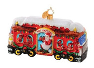 Christopher Radko's Christmas Carriage