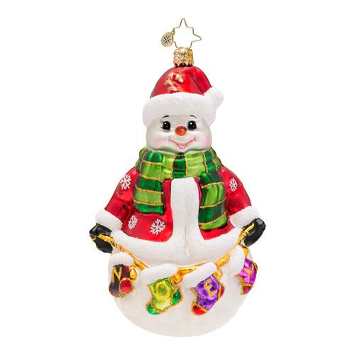 Christopher Radko's Snowy Noel