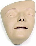 Adult Manikin Faces, Decorated (pk 6)