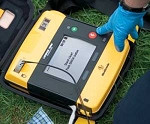 Physio-Control LIFEPAK 1000 Graphical Display AED