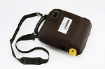 Lifepak 1000 replacement soft shell carrying case