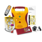 DDU-100TR Trainer AED DCF-DBP-RC2 Training Battery (rechargeable) DTR-201 Training Battery Charger  DDP-101TR Adult Training Pads DTR-400 Remote Control Also available: DDP-201TR Child/Infant Training Pads