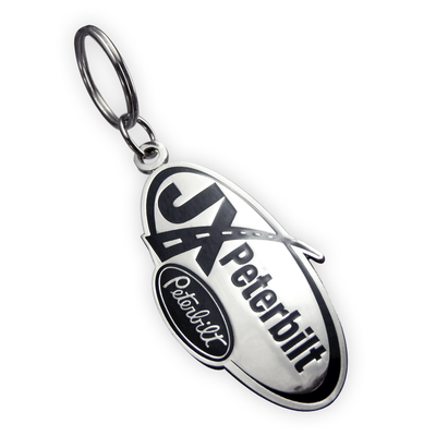 Die-Struck Soft Enamel Key Chain