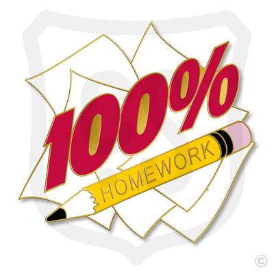 100% Homework