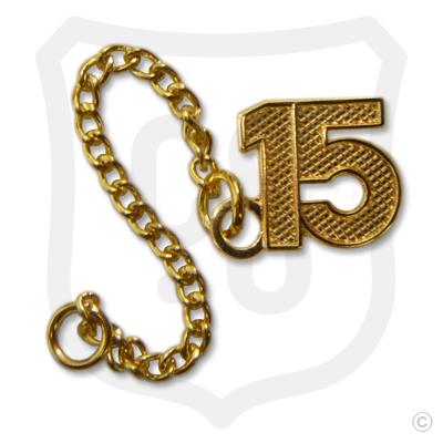 15 w/ Chain