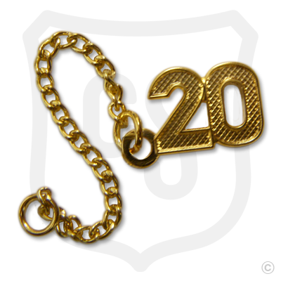 20 w/ Chain