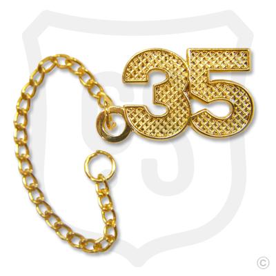 35 w/ Chain