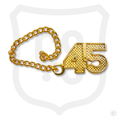 45 w/ Chain