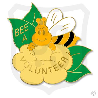Bee a Volunteer