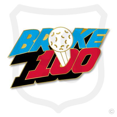 Broke 100