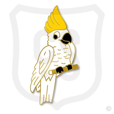 Cockatiel (Bird) Golf