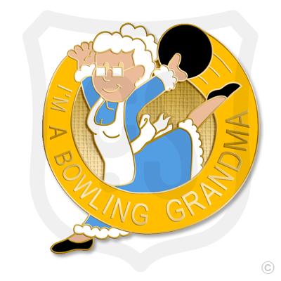 I'm a Bowling Grandma