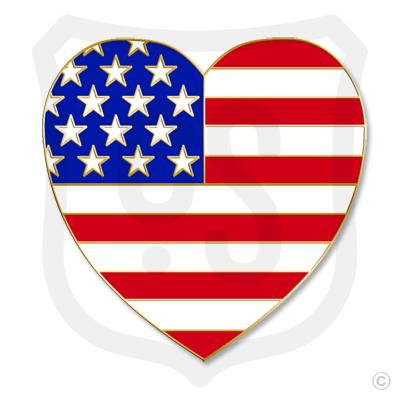 Patriotic Heart