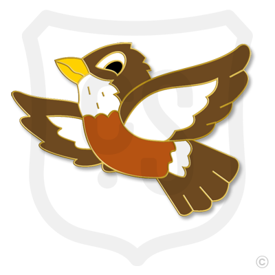 Robin (Bird) Golf