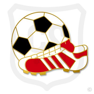 Soccer Ball & Shoe