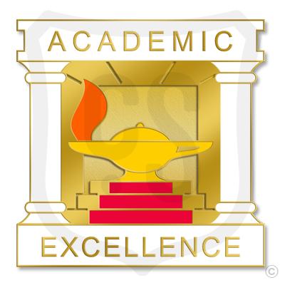 Academic Excellence w/ Pillars