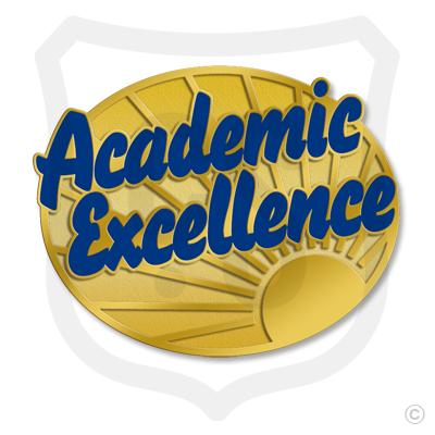 Academic Excellence (Sun Rays)