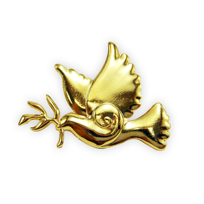 All-Metal Die-Struck Lapel Pin