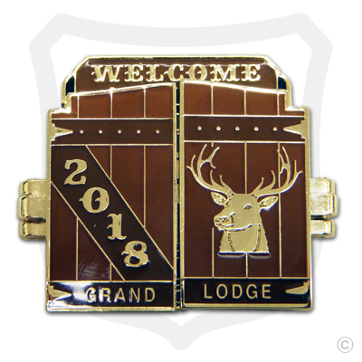 Welcome 2018 Grand Lodge San Antonio, TX - Elks 154th
