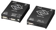 Black Box KVM Extender, DVI-D, USB, Dual Access, CATx ACS4001A-R2