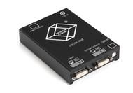 Black Box KVM Extender, DVI-D, USB, Dual Access, Transmitter Unit, CATx ACS4001A-R2-T