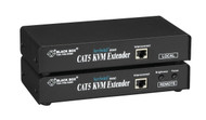 Black Box ServSwitch CAT5 KVM Extender with Serial Extension, Single-Access Kit ACU1002A