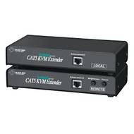 Black Box ServSwitch CAT5 KVM Extender, Dual-Access Kit ACU1009A