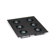 Black Box 6-Fan (450-cfm) Top Panel for Elite Cabinets, 220 VAC ECTOP2F220