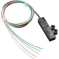 Black Box Fan-Out Kit, 6-Fiber Buffer Tube, 25-in. EFN06-24