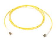 Black Box 2m OS2 SM Fiber Patch Cable Zip-Cord OFNR PVC FC/UPC-FC/UPC EFN6001-002M