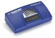 Black Box AlertWerks ServSensor Jr. with PoE, 2-Port, No Sensors EME152A