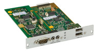 Black Box DKM FX Receiver Modular Interface Card, Expansion Interface, Analog Au ACX1MR-ARE