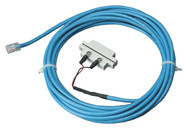 Black Box Environmental Monitoring System Security Snsr/Contact 15 ft Cable EME1Y1-015