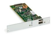 Black Box KVM Receiver, Embedded USB 2.0 (36Mbps), Expansion Card, Mod Ext. ACX1MR-EU