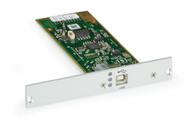 Black Box KVM Transmitter, Embedded USB 2.0 (36Mbps), Expan Card, Mod Ext. ACX1MT-EU