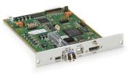 Black Box KVM Transmitter, HDMI, USB HID, SM Fiber, Modular Extender Card ACX1MT-HDMI-SM