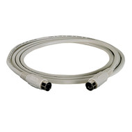 Black Box 5 Pin DIN Cable Male/Female 20 Ft. EVMBDC-0020-MF