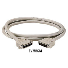 Black Box Premium PC/AT Modem Cables, 50-ft. (15.2-m) EVMBSM-0050