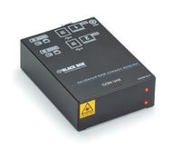 Black Box KVM Receiver, Dual Head DVI-D, 4X USB HID, 2 CATX ACX1R-22-C