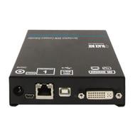Black Box KVM Transmitter, DVI-D, 2X USB HID, CATx ACX1T-11-C