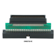 Black Box Internal SCSI Adapter, SCSI-3 Micro D 68 Male to, IDC 50 Male EVNSCT35-R2