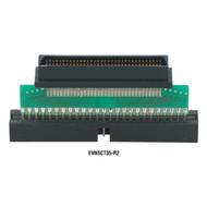 Black Box Internal SCSI Adapter Micro D68 Male To IDC50 Male EVNSCT35-R2