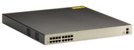 Black Box KVM Compact Matrix Switch, 16 Port, CATX, w/Reduntant PWR-Supply ACXC16