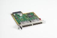 Black Box KVM Matrix Switch, 8 Port I/O Card, SFP's Unpopulated ACXIO8-6G