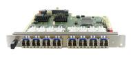 Black Box KVM Matrix Switch, 8 Port I/O Card, SFP's Populated w/ACXSFPHS ACXIO8-HS