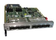 Black Box KVM Matrix Switch I/O Card, 8 Port, Unpopulated SFP Cages ACXIO8-SFP