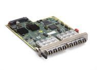 Black Box DKM FX HD Video and Peripheral Matrix Switch SFP Single-Mode Fiber I/O ACXIO8-SM