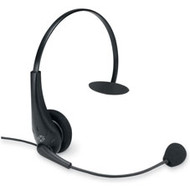 Black Box Genie Mobile Headset with 2.5-mm Connector HS401A