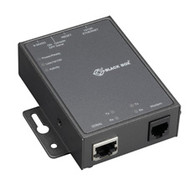 Black Box 10/100 Secure Device Server, RJ-45, 1-Port with Modem LES5016A