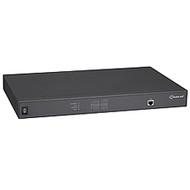Black Box 10/100/1000 Secure Terminal Server, Rackmount, 4-Port LES7044A